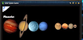Solar System game 2
