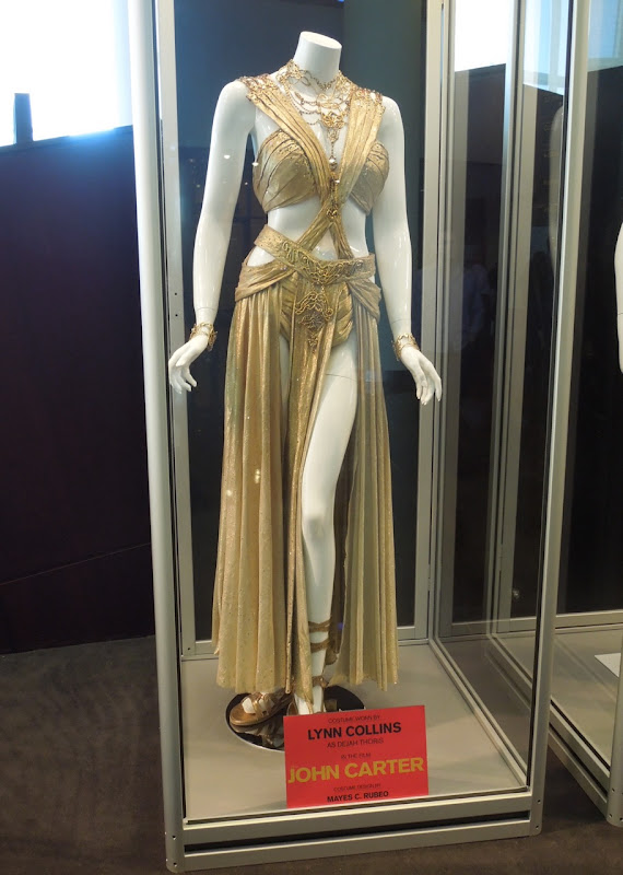John Carter Dejah Thoris costume