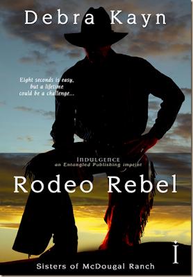 Rodeo Rebel by Debra Kayn