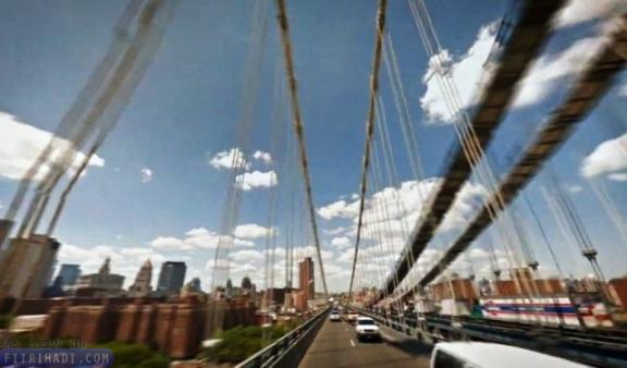 video koleksi keindahan dunia dari google street view