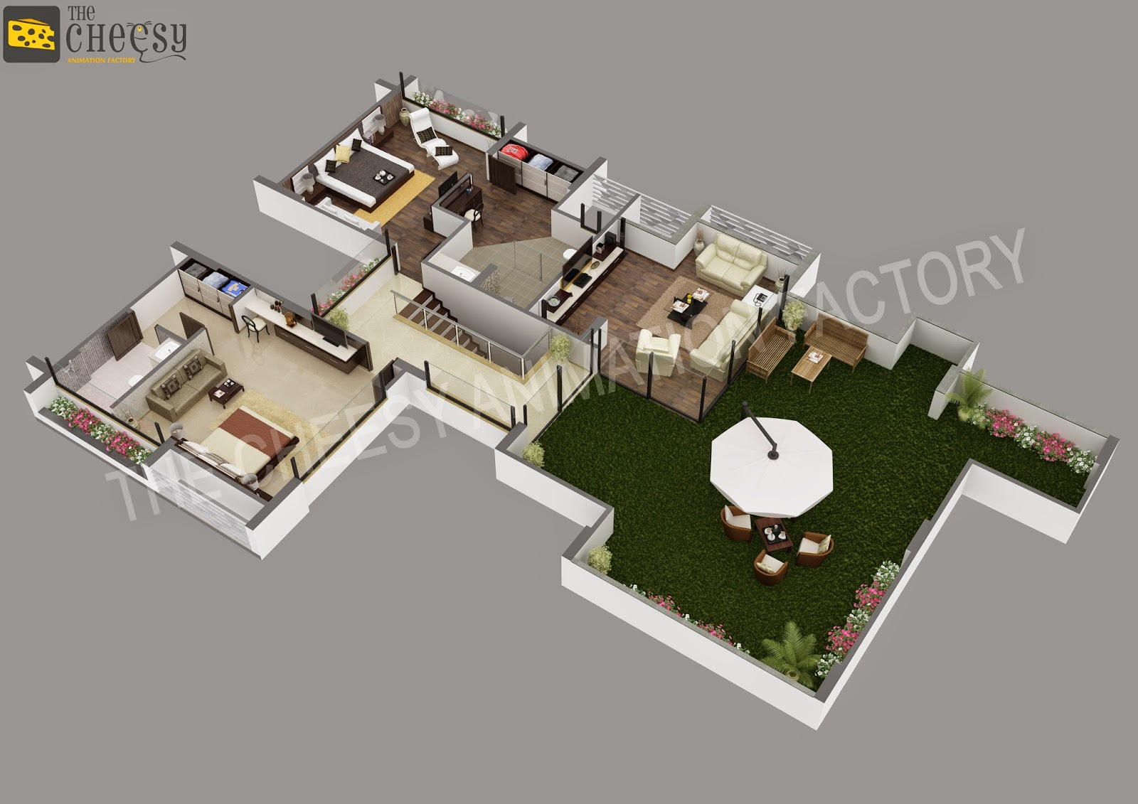 3d Floor Plan 3d Floor Plan For House August 2014
