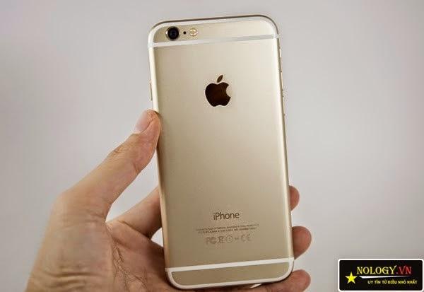 Iphone 6 Plus Lock mặt sau