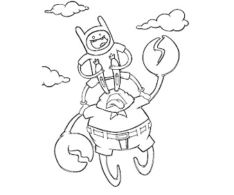 #7 Mr Krabs Coloring Page