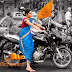 indian lady riding bike 75