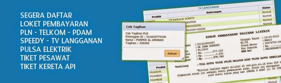 Master Dealer dan Agen Pulsa PPOB Lombok Tengah
