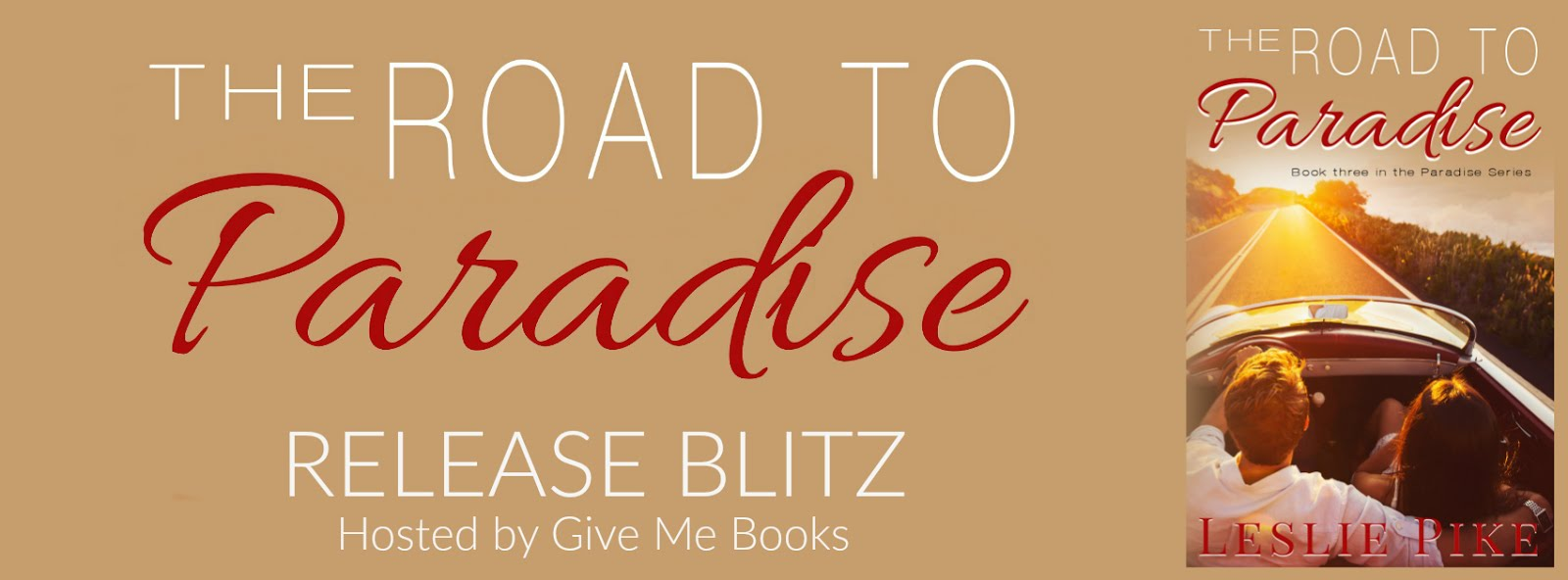 The Road To Paradise Release Blitz