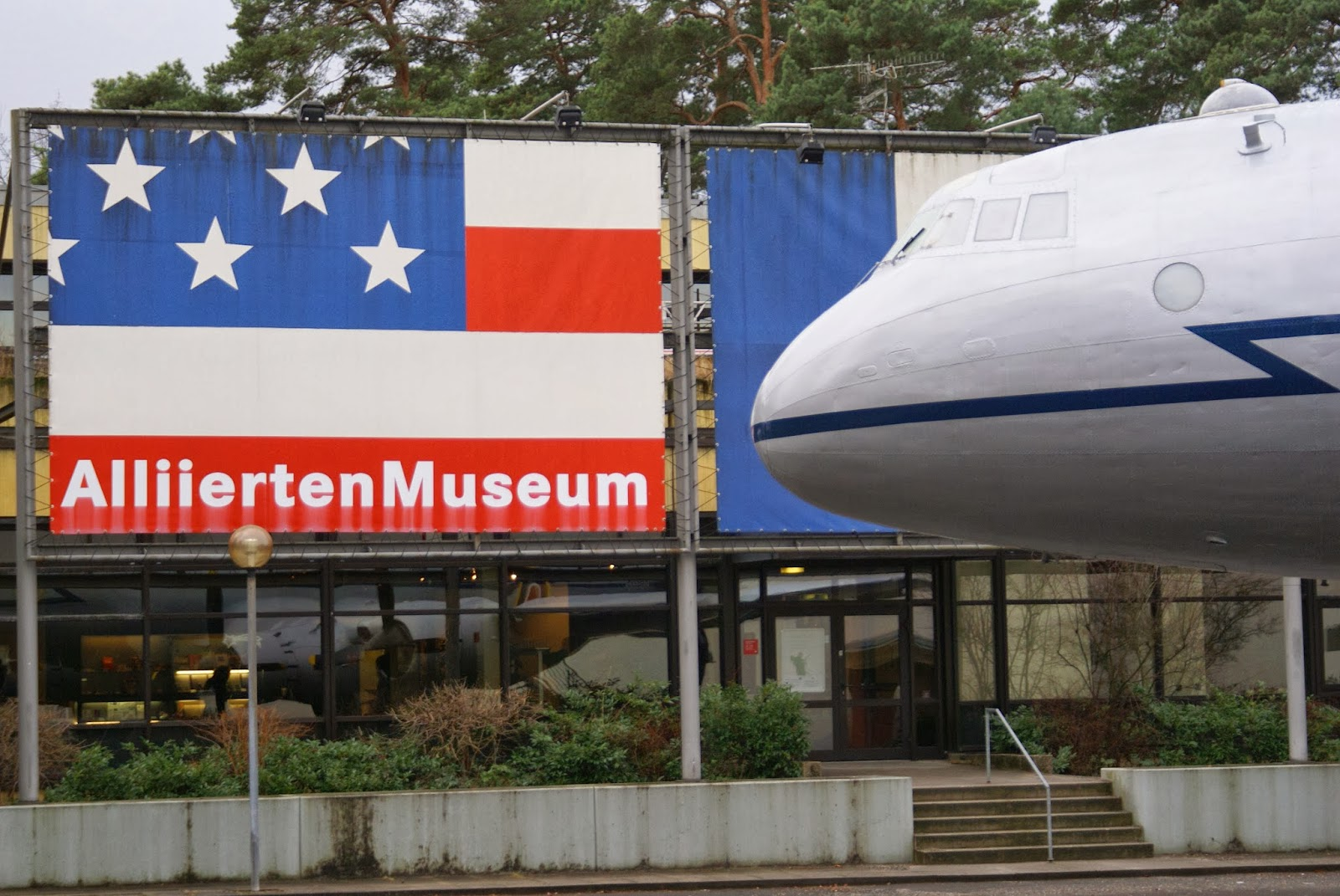 Allied Museum in Germany