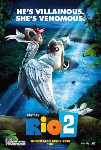 Rio 2 (2014) di Bioskop