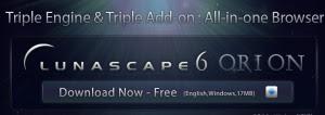 Lunascape browser