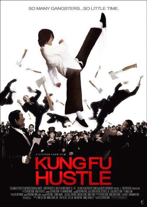 Kung Fu Sokağı (2004) 1080p Film indir