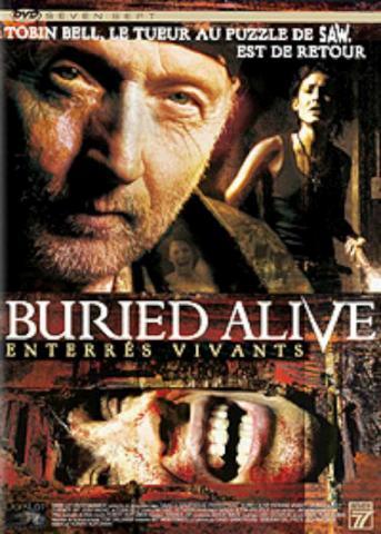 Enterrés vivants (Buried Alive) affiche