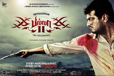 Ajith's Billa 2 Still