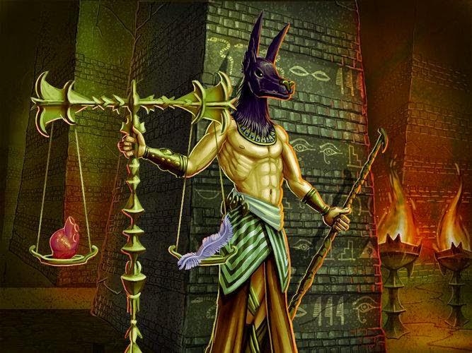 Capitulos de: El inframundo de Egipto