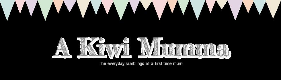 A kiwi mumma