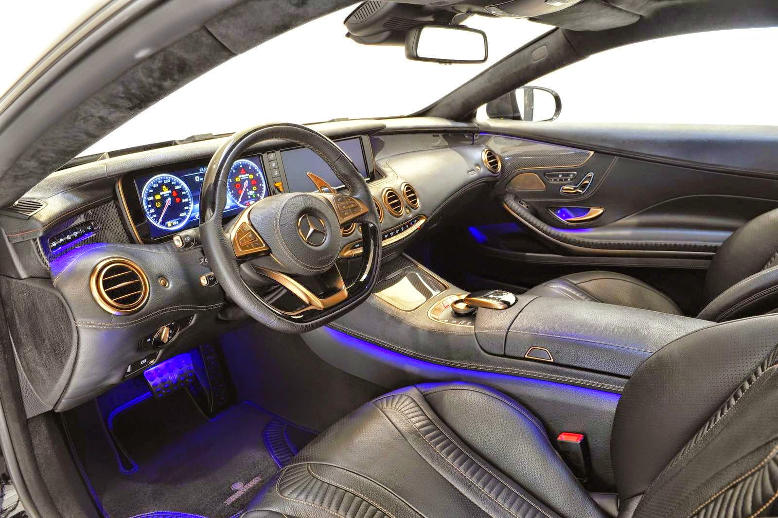 s coupe interior