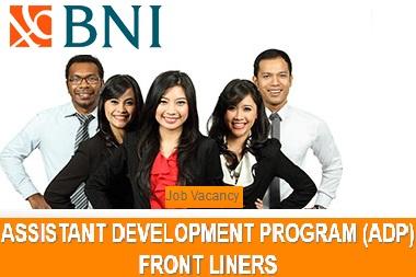 Loker D3, lowongan Bank BNI, Info kerja D3 semua jurusan