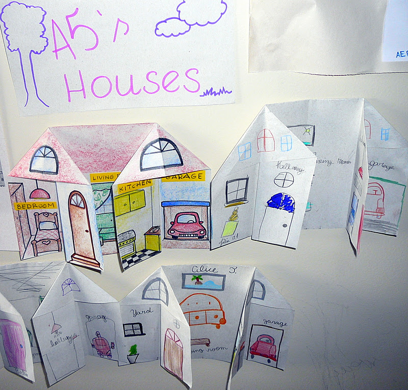Kids Love English: Parts of the House