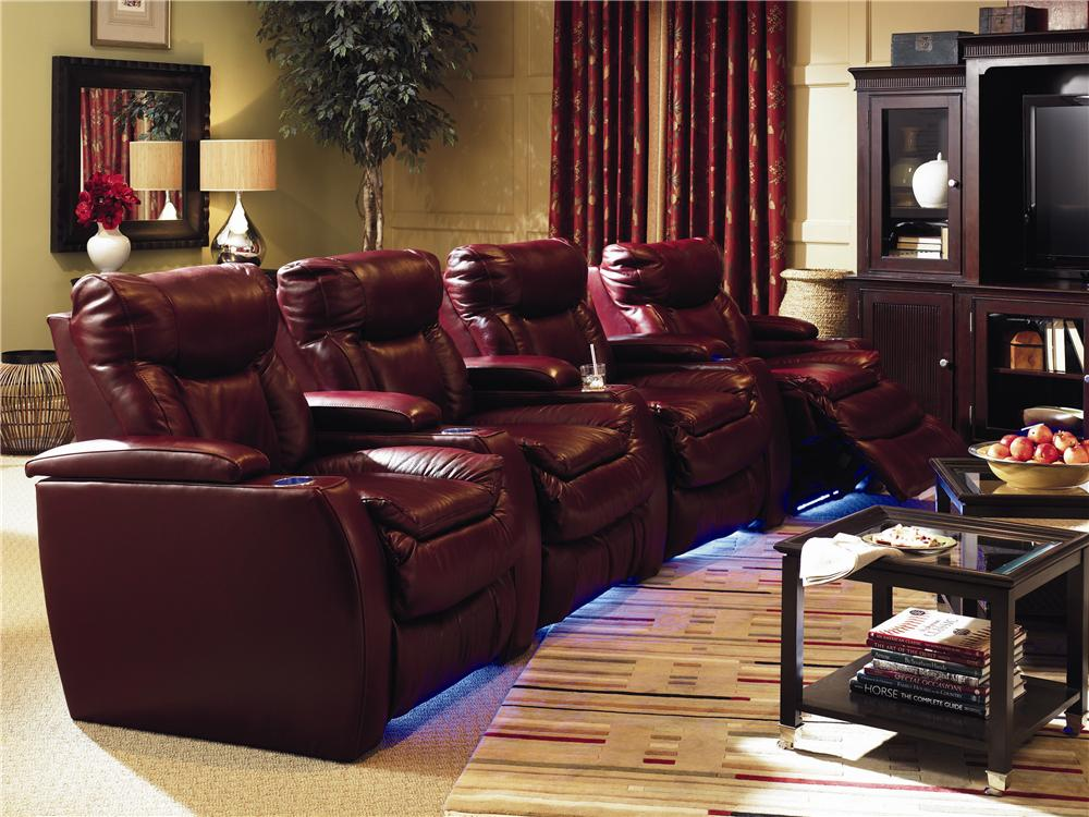 Knoxville Wholesale Furniture The Cinema Power Reclining