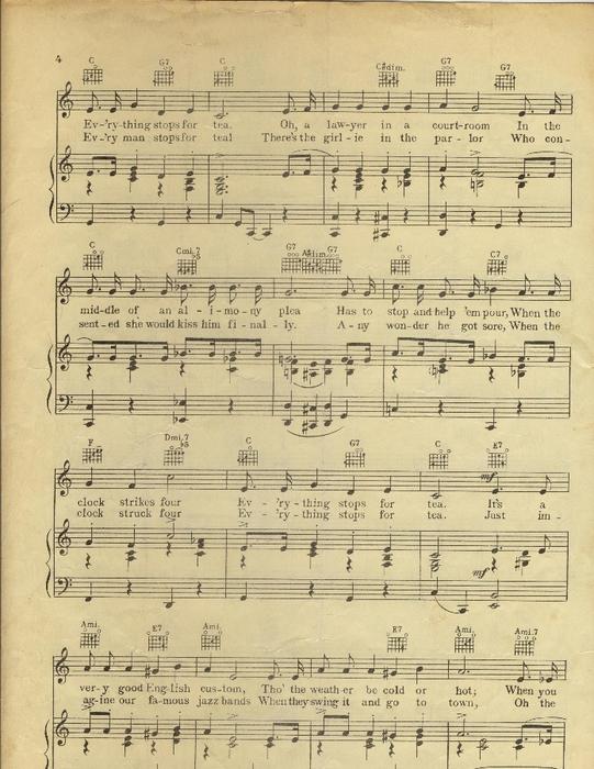 Музыка из открытки ноты 5