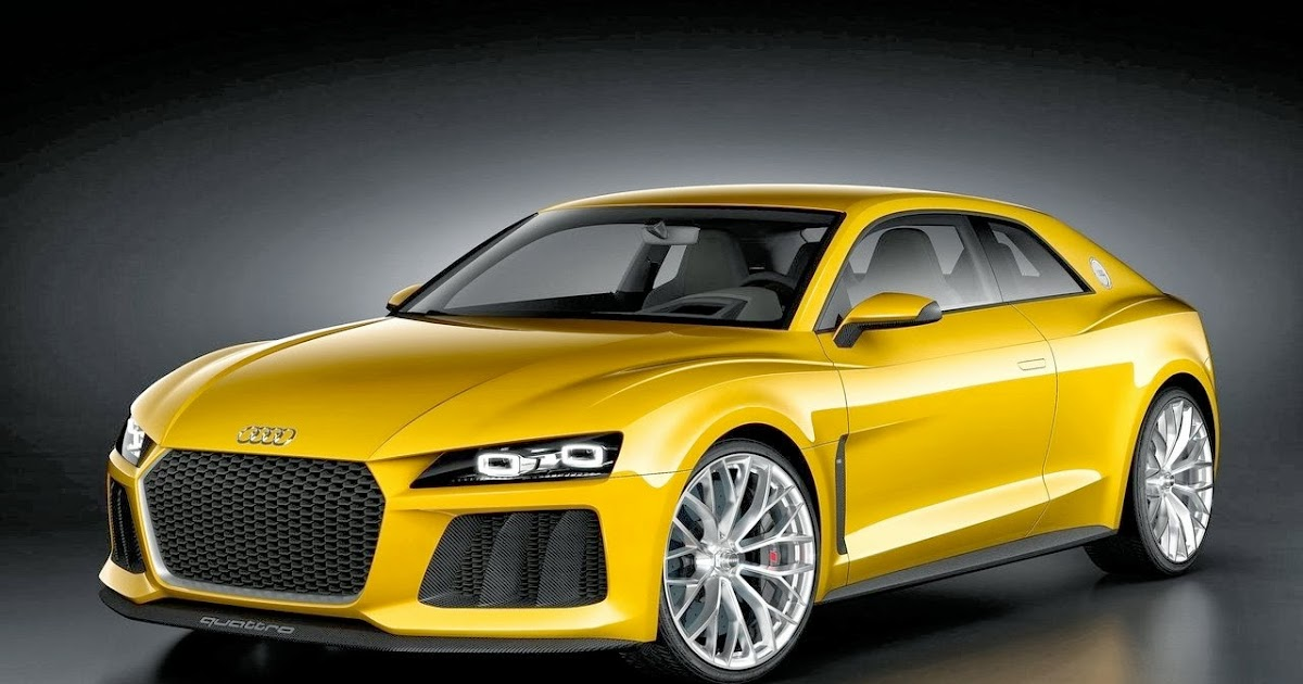All Cars Nz 2013 Audi Sport Quattro Concept