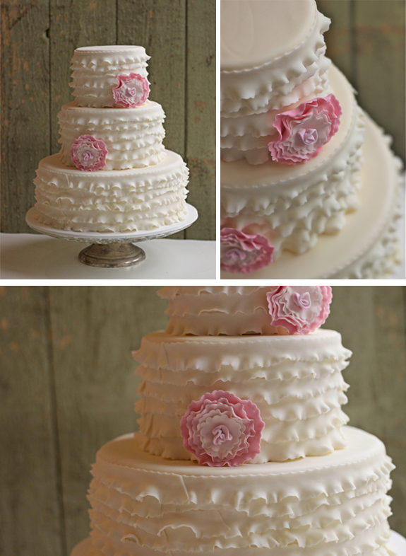 ... Was Thrilled When Her Mom Called To Ask Me To Do Something Special For  Her Baby Shower. The Look Was Vintage/shabby Chic With Lots Of Ruffles And  Pink.