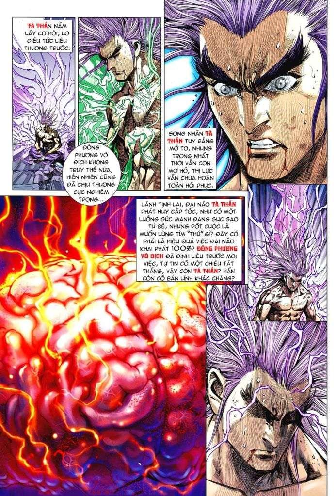 Hoả Vân Tà Thần II chap 99 - Trang 17