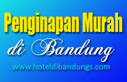 Penginapan Murah Bandung 2013