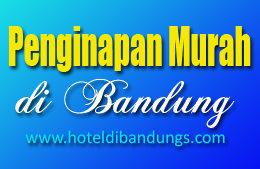 Penginapan Murah Bandung 2013