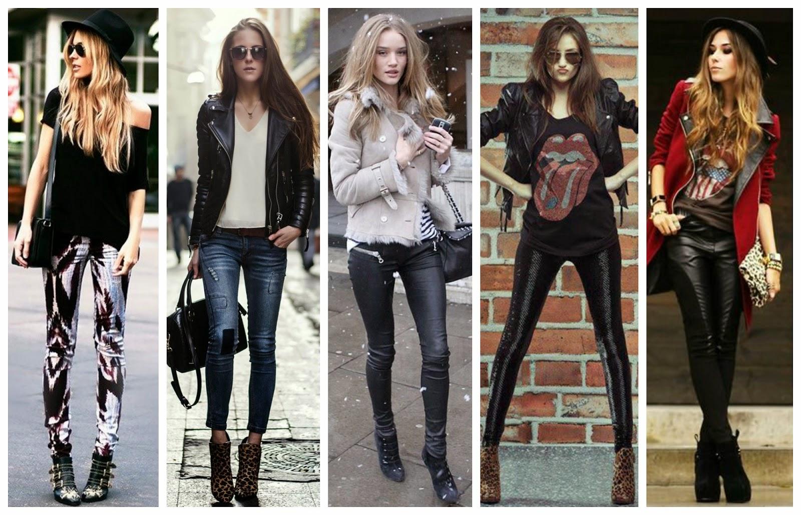 Glamorous Rock Fashion Images