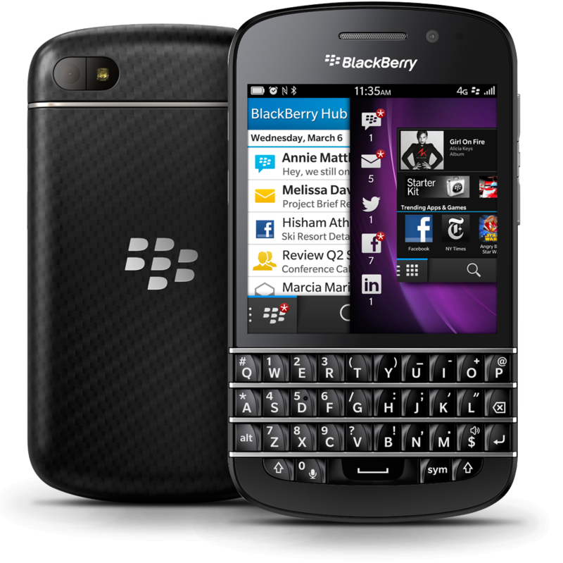 BlackBerry Q10 and its incredibly amazing features