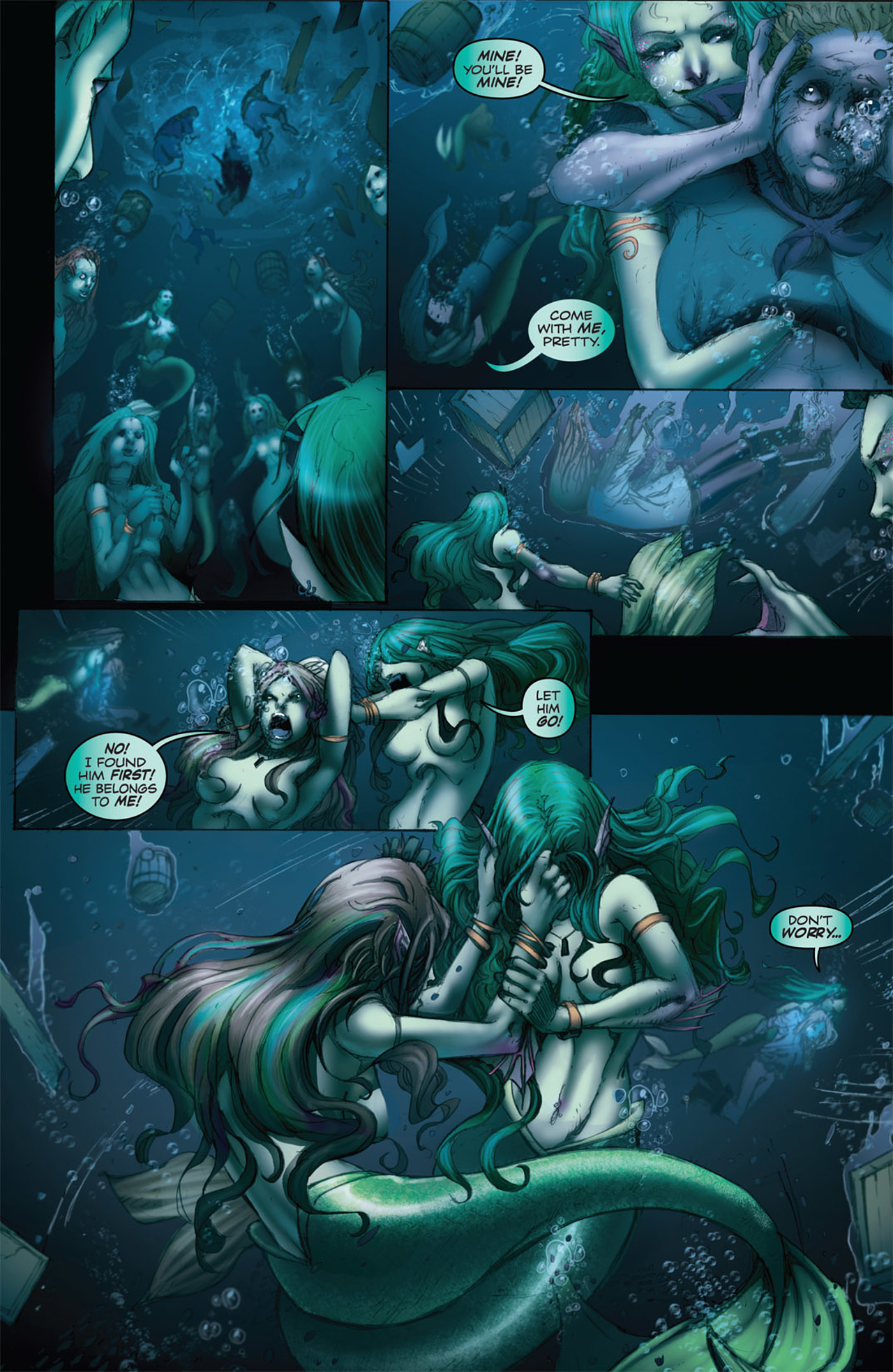 Grimm Fairy Tales (2005) Issue #25 #28 - English 5