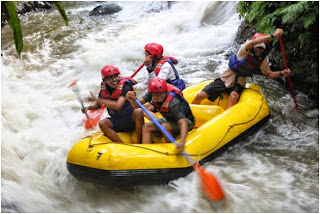 Outbound Puncak Bogor | Rafting | Team Building | Family Gathering | Outing | Capacity Building