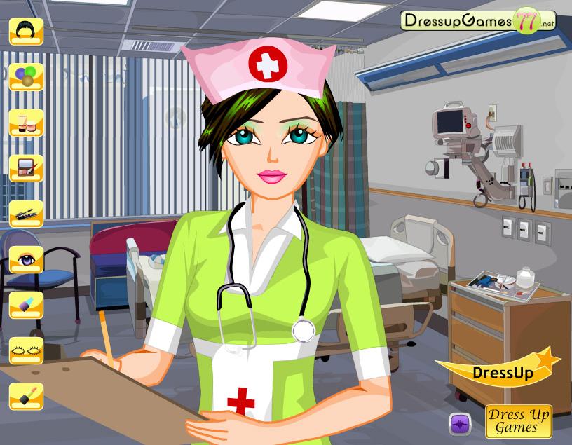 Hemşire Oyunu