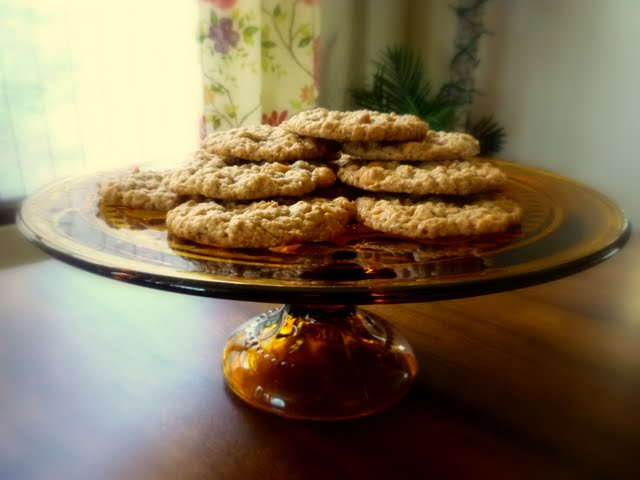 Spiced Oatmeal Scotchies