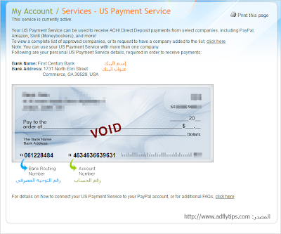 Paypal Verification by Payoneer US Payment Service