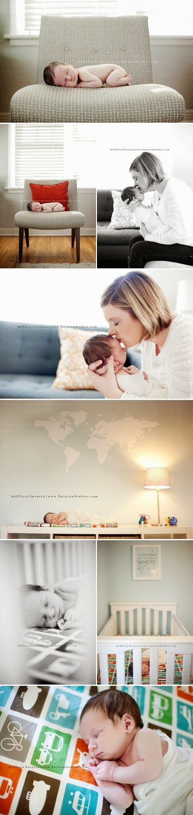 Newborn Lifestyle Photography { Featuring Lora Swinson }