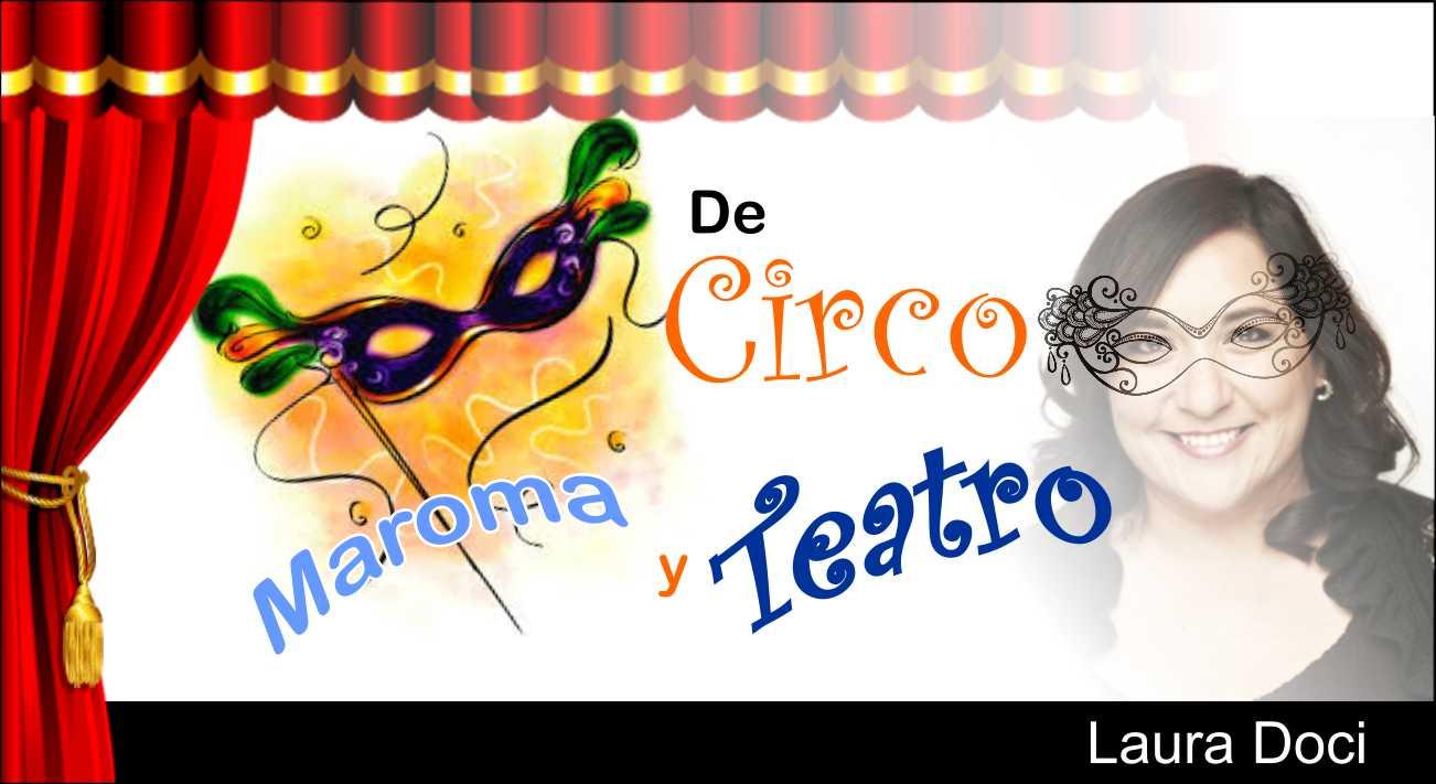 De circo, maroma y teatro