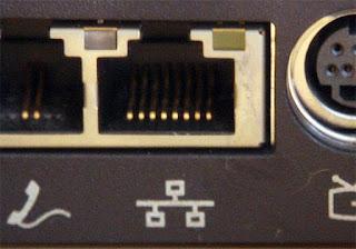 gmbar port ethernet untuk RJ45