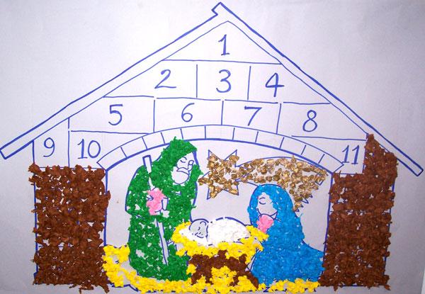 Pinterest lavoretti di natale per bambini scuola infanzia for Cartelloni di natale per la scuola dell infanzia