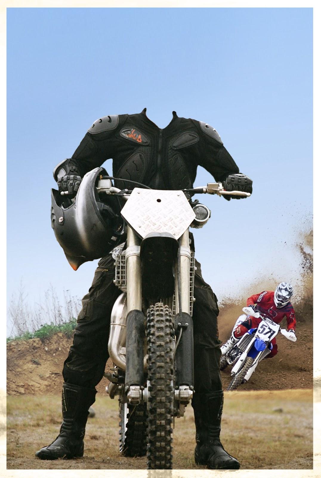 photoshop kostümleri motorcu indir