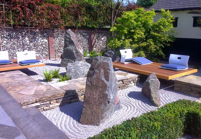 Japanese Garden Furniture Home Garden Design