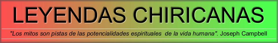 <center>Leyendas Chiricanas</center>