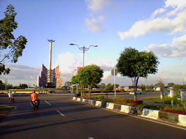 Monas Kuala Kapuas
