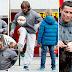 Cristiano Ronaldo veste se em sem abrigo ... veja o que aconteceu