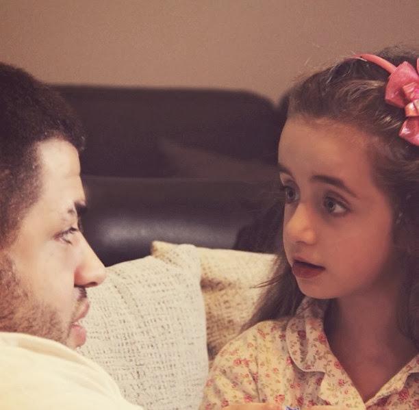 Noizy dhe vajza e tij Leandra