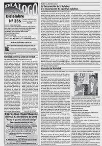 Periódico Diálogo - Diciembre 2014