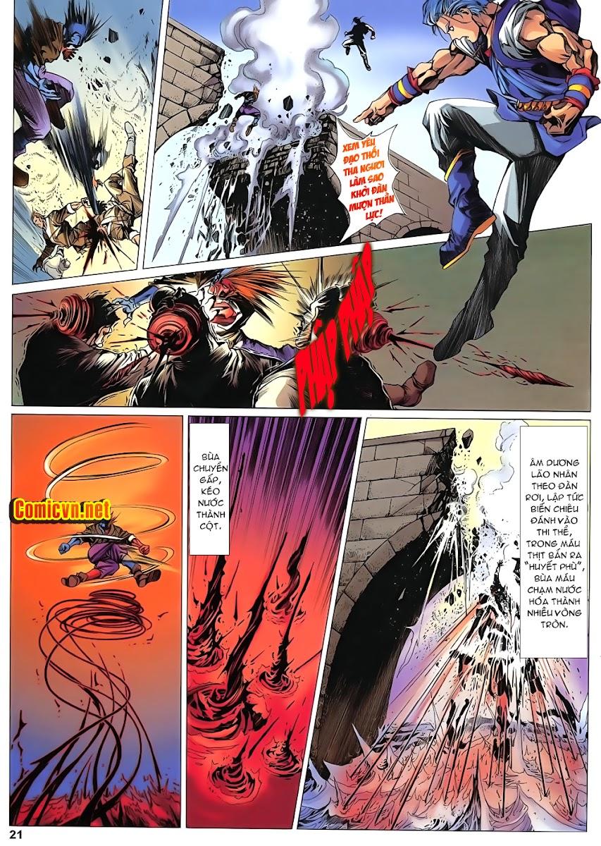 Lục Đạo Thiên Thư chap 5 - Trang 20