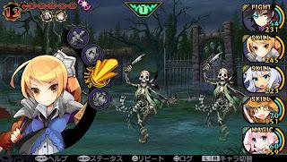 demon gaze screen 2 Demon Gaze   Concept Art & Screenshots
