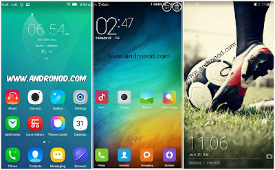 Custom Rom Vibe UI 2.5 build 1524 lollipop support Dual 4G For Lenovo A7000