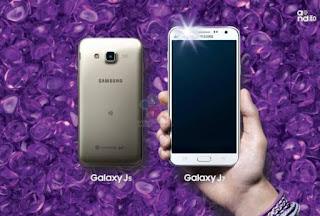 Samsung Galaxy J7 και J5: Επίσημα τα πρώτα με μπροστινό LED flash